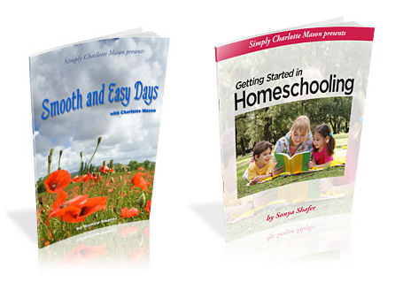 Charlotte Mason homeschooling books