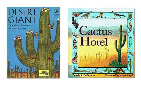 Saguaro Cactus Books