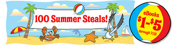 Scholastic's Summer Steals Downloadables